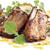 alla · griglia · carne · di · maiale · servito · ricca - foto d'archivio © makse