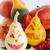geschilderd · pompoenen · halloween · witte · voedsel · oranje - stockfoto © mallivan