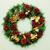 natal · coroa · decorativo · enforcamento · porta · flor - foto stock © mallivan