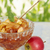 candied apple with mint stock photo © mallivan