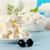 olijven · gesneden · plaat · blad - stockfoto © mallivan