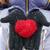 holding red heart stock photo © mallivan