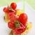 füme · domuz · pastırması · sığ · gıda · balık · turuncu - stok fotoğraf © mallivan