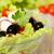 grego · salada · tomates · azeitonas · queijo · natureza - foto stock © mallivan