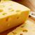 dun · plakje · kaas · gesneden · groot · voedsel - stockfoto © mallivan