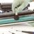 kezek · takarítás · por · munkás · lézer · nyomtató - stock fotó © manaemedia