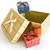 christmas · geschenken · geschenkdoos · geïsoleerd · witte · achtergrond - stockfoto © manaemedia