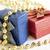 christmas · geschenken · decoraties · witte · achtergrond · geschenk - stockfoto © manaemedia