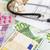 медицинской · страхования · евро · стетоскоп · таблетки · форме - Сток-фото © manaemedia