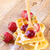 eigengemaakt · aardbeien · esdoorn · siroop · houten · vruchten - stockfoto © manaemedia