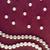 escuro · pérola · colar · isolado · branco · abstrato - foto stock © manaemedia