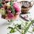花束 · 新鮮な · 花 · 葉 · はさみ · 表 - ストックフォト © manera