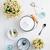 casa · de · campo · vida · decoração · camomila · flores · branco - foto stock © manera