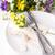 mesa · decoración · frescos · flores · primavera - foto stock © manera