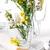 tablo · sarı · dekorasyon · taze · çiçekler - stok fotoğraf © manera
