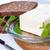 хлеб · пластина · изолированный · белый · текстуры · продовольствие - Сток-фото © manera