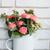букет · роз · Vintage · кофе · банка · розовый - Сток-фото © manera