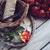 güller · buket · makas · sepet · eski - stok fotoğraf © manera