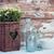 confortável · casa · rústico · decoração · flores - foto stock © manera
