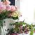 florista · lugar · de · trabajo · frescos · flores · instagram · color - foto stock © manera
