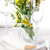 festive table setting in yellow stock photo © manera