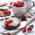 赤 · 白 · エナメル · マグ · 新鮮な · 自然 - ストックフォト © manera