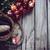 bouquet · fraîches · roses · ciseaux · vieux - photo stock © manera
