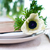 lugar · mesa · de · comedor · elegante · blanco · restaurante - foto stock © manera