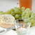 wine grapes and blue cheese stock photo © manera