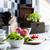 hozzávalók · főzés · friss · bazsalikom · aprított · paradicsomok - stock fotó © manera