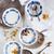 plaques · aliments · sains · blanche · table · de · cuisine · fruits - photo stock © manera