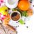 завтрак · красивой · кофе · скатерть - Сток-фото © manera