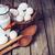 cozinha · natureza · morta · preparação · cozinhar · brilhante · madeira - foto stock © manera