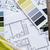 wnętrza · pracy · tabeli · architektoniczny · plan · domu - zdjęcia stock © manera