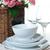 limpar · toalhas · dobrado · cesta - foto stock © manera