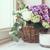 букет · свежие · цветы · большой · Purple · белый - Сток-фото © manera