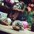 vintage · Natale · decorazioni · basket · regalo - foto d'archivio © manera