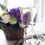dos · gafas · champán · presente · rojo · espejo - foto stock © manera