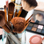 профессиональных · макияж · инструменты · продукции · набор · природного - Сток-фото © manera