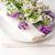 mesa · decoración · frescos · flores · fiesta - foto stock © manera