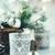 noel · ağacı · ışıklar · ev · Noel · ışık · kutu - stok fotoğraf © manera