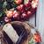 kolorowy · bukiet · róż · koszyka · odizolowany · biały - zdjęcia stock © manera