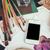 smartphone · malarstwo · sztuki · szkoły · kreatywność · technologii - zdjęcia stock © manera