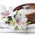 kaynaklar · spa · çiçekler · beyaz · havlu · aromatik - stok fotoğraf © manera