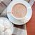kávé · barna · ruha · csésze · fa · asztal · otthon - stock fotó © manera