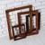 houten · frames · verscheidene · oude · lege · witte - stockfoto © manera