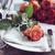 tavasz · nyár · asztal · rózsaszín · virágok · ünnepek - stock fotó © manera