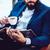 businessman in a blue jacket stock photo © manera