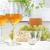 fehérbor · szőlő · márványsajt · fából · készült · bor · üveg - stock fotó © manera