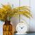 Geel · lentebloemen · vintage · fles · boek - stockfoto © manera